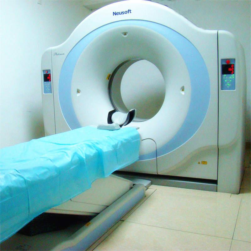 高端螺旋CT